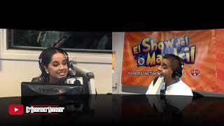 Mandril Entrevista A Becky G & Joss Favela