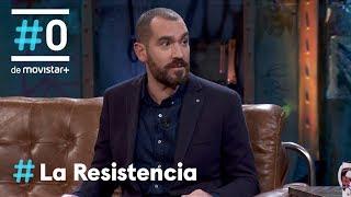 LA RESISTENCIA - El sueño erótico de Jorge Ponce   #LaResistencia 02.12.2019