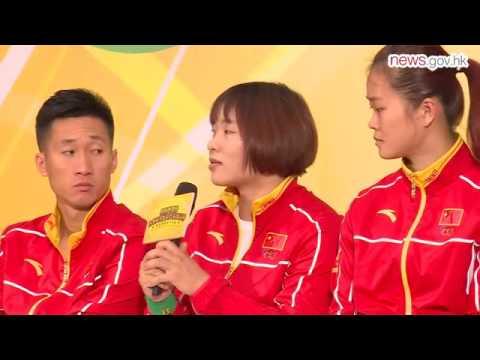 Olympians' talent shown  thumbnail
