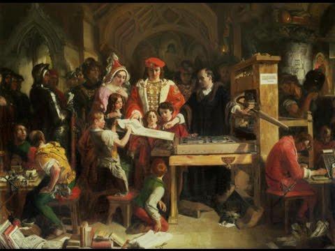 Renaissance: A Brief Linguistic Introduction
