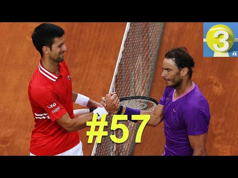 Nadal Defeats Djokovic in 2021 Rome Final | Three Ep. 39