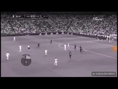 Barcelona Vs Real Madrid 15 1 Youtube