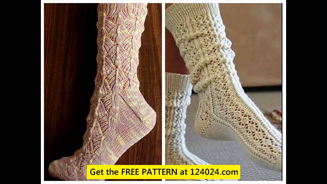 easy knit socks knitted sock pattern circular sock knitting machine