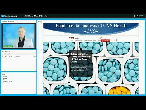 CVS Health Part 3 CVS Health Corp company CVS fundamental analysis