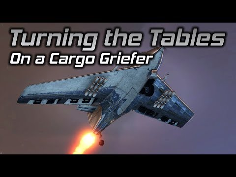 GTA Online: Turning the Tables on a Cargo Griefer
