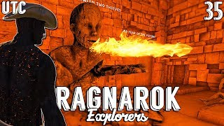 COMPLETING THE LABYRINTH CAVE! :: Exploring the Ragnarok Desert Region! :: Ragnarok Explorers Ep. 35