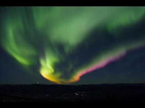 Bohdi Sanders - Native American  Meditation-The Northern Lights
