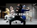 Work Remix Rihanna Sori Na Choreography mp3