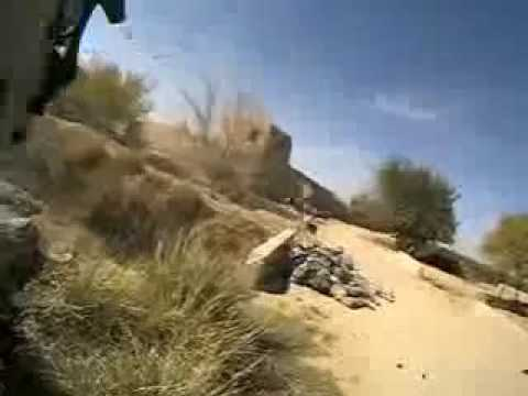 US Army soldiers are ambushed in Panjwai in Afghanistan