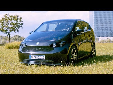 The First Solar Car – Sono Motors Sion (2019) Tesla killer?