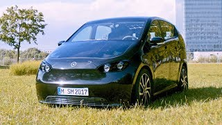 The First Solar Car Sono Motors Sion 2019 Tesla killer смотреть