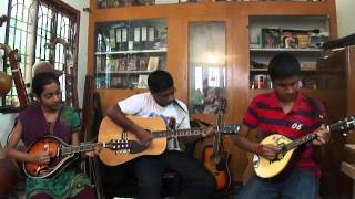 churaliye,Guitar and Mandolin,Nanganallur Music school students chennai.