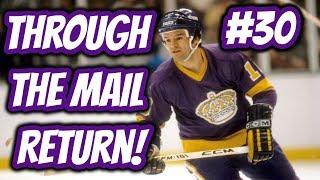 Through the Mail Return #30 - Marcel Dionne!   Auddie James