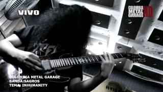 COLOMBIA:METAL GARAGE(SAGROS-INHUMANITY)