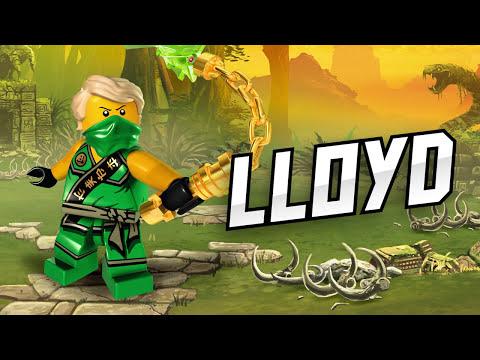 LEGO Ninjago - Lloyd