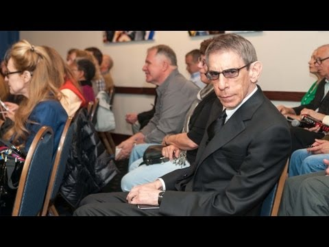 "Richard Belzer Discusses ""Hit List,"" His Book on the JFK Assassination, at The National Press Club"
