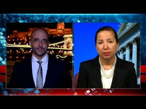 Hungary Spokesman & Fmr U.S. Ambassador Debate - Aman...