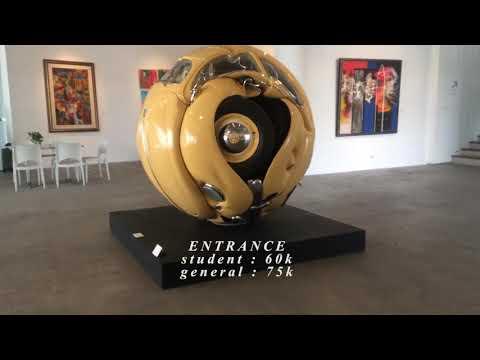 Last week of holiday | art 1 new museum, Jakarta
