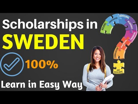 Study in Sweden For Free | Scholarships in Sweden