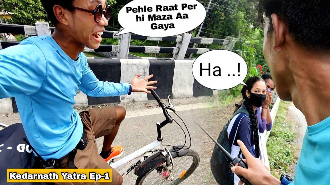 Pahle Raat Per hi 3 Bar..!'Maza Aa Gaya Re Baba ll Kedarnath Yatra 2021 Ep -1 ll B Boys