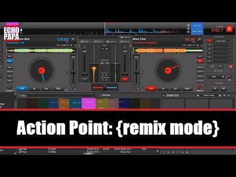 Virtual DJ 8 : Action Point - {remix mode}