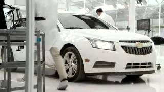 2014 Chevrolet Cruze Turbo Diesel TV Commercial,