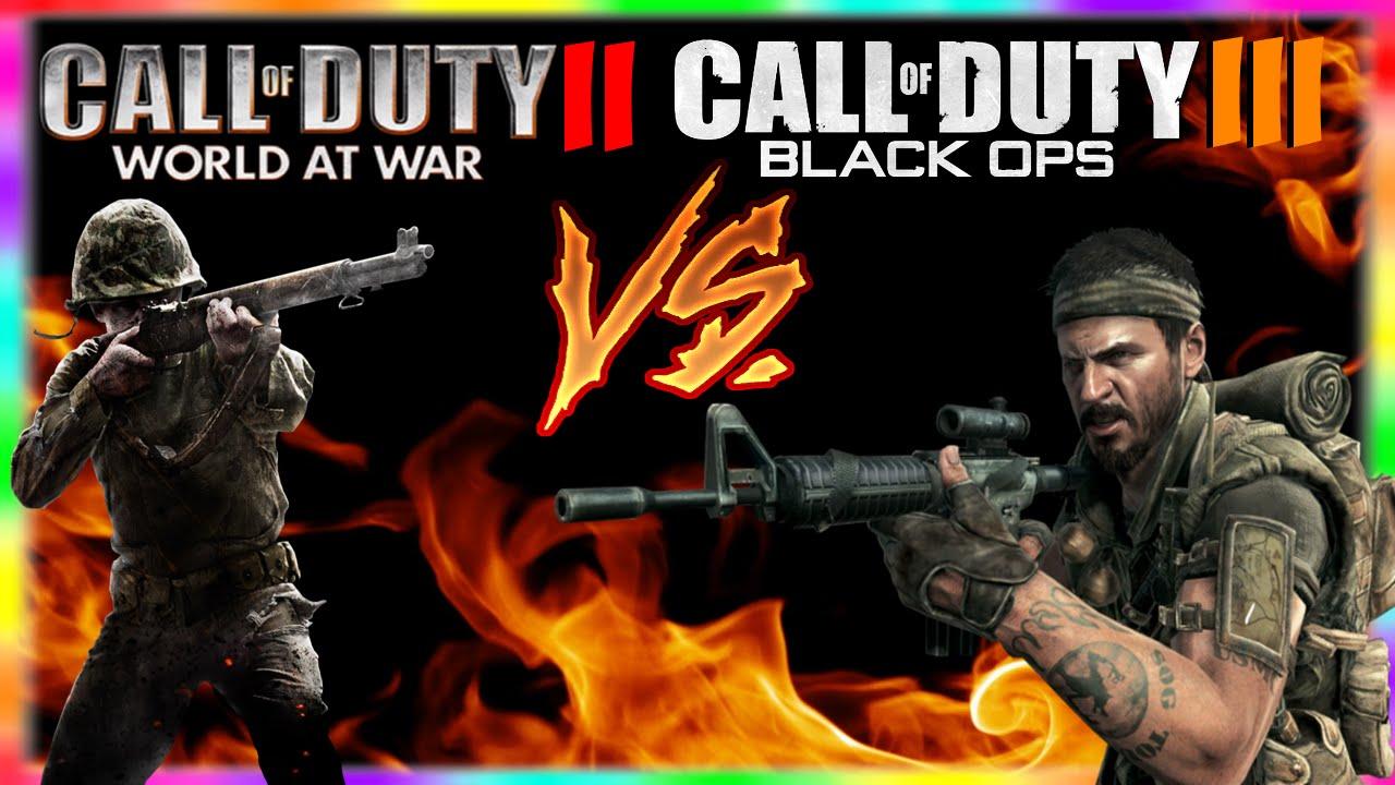 World at war 2 vs black ops 3 new call of duty 2015 world at world at war 2 vs black ops 3 new call of duty 2015 world at war 2 black ops 3 youtube gumiabroncs Choice Image
