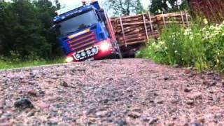 Repeat youtube video Scania R620 timmerbil