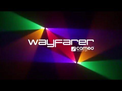 Cameo WAYFARER - Four Eyes Derby Matrix Beam Light