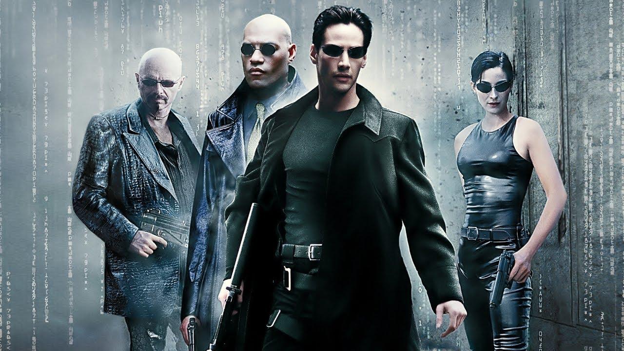 Matrix - Original Trailer Deutsch 1080p HD