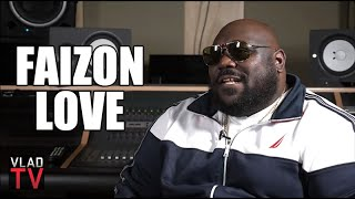 Faizon Love on Chris Tucker Getting $20M off Rush Hour: I Told Him