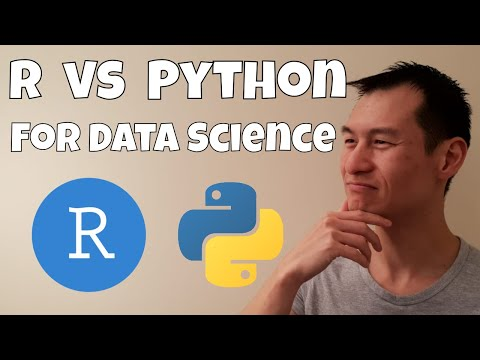 R vs Python for Data Science, Data Analytics, Machine Learning Building Apps, Moving to Production