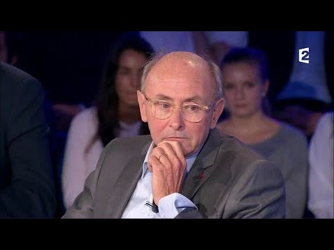 Dominique Wolton - On n'est pas couché 9 septembre 2017 #ONPC
