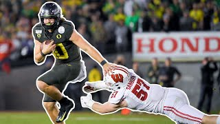 Chargers First Round Pick QB Justin Herbert College Highlights