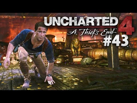 Finally Found The Treasure -- Uncharted 4 #43
