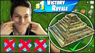"👉ONLY TETTI CHALLENGE! ""IMPOSSIBILE"" FORTNITE ITA real victory"