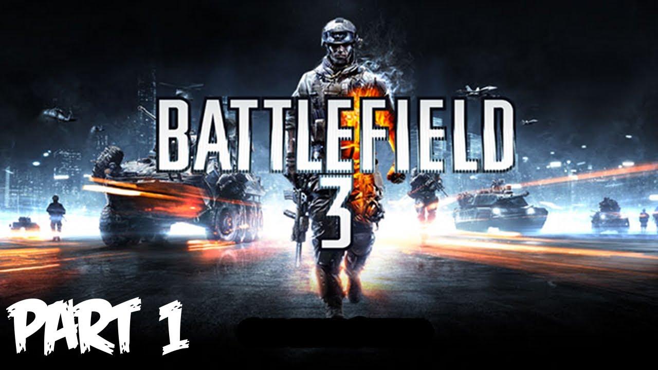 Battlefield 3 Walkthrough Part 1 HD - Semper Fidelis ...