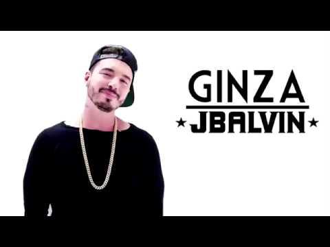 J Balvin - Ginza Mp3 320 KB/s