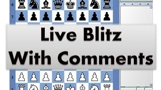 Blitz Chess #3265 with Live Comments Sicilian Moscow vs IM QuintilianoR with White(Support the Channel by donating: https://www.paypal.com/cgi-bin/webscr?cmd=_s-xclick&hosted_button_id=8SVSSDEUXZPPN Check Out: ..., 2016-01-14T08:00:01.000Z)