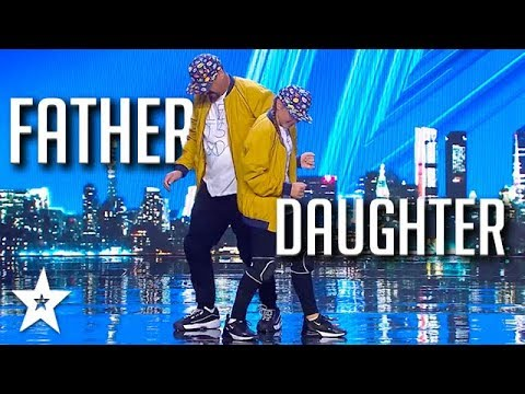 Father/Daughter Dance Duo on Spain's Got Talent 2020 | Got Talent Global