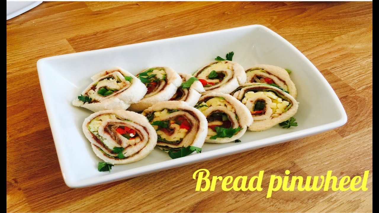 Bread Pinwheel Lunch Box Recipe Kids Recipes