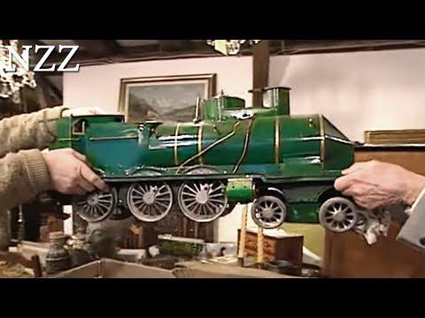 Der König der Spielzeugeisenbahnen - Dokumentation von NZZ Format (2005)