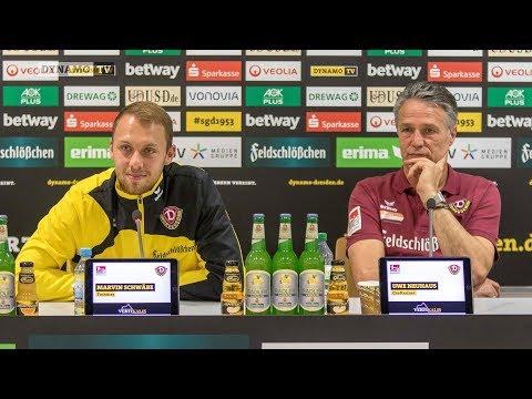 8. Spieltag | D98 - SGD | Pressekonferenz vor dem Spiel