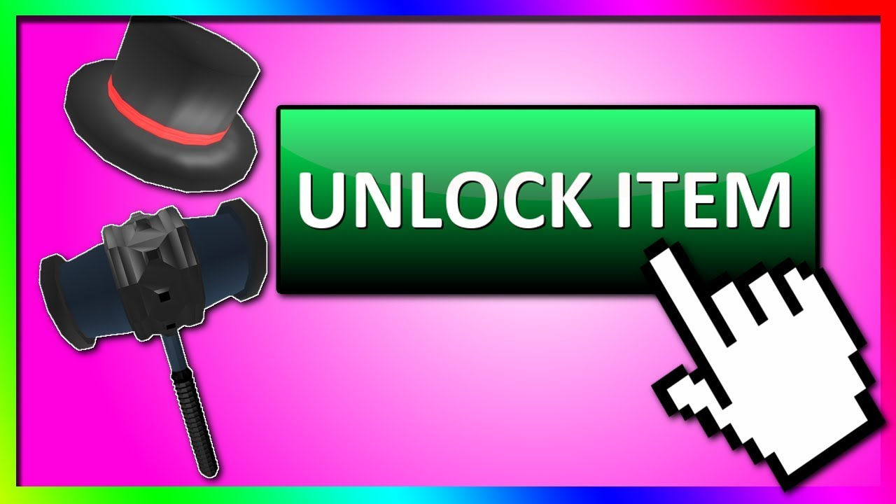 Rare Exclusive Roblox Items You Can T Get Youtube