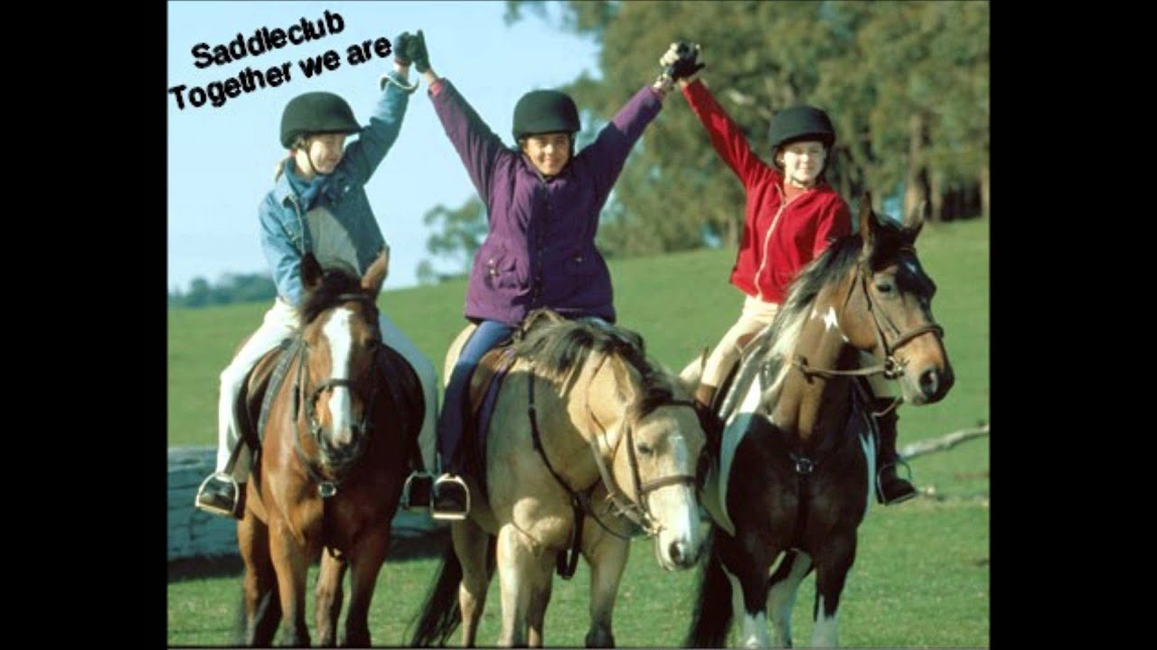 Grand galop together we are youtube - Grand galop le cheval volant ...