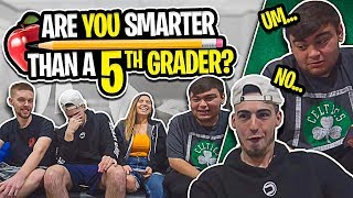 Dare House: Are You Smarter Than A 5th Grader *HILARIOUS*