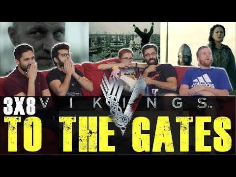 Vikings - 3x8 To The Gates - Group Reaction