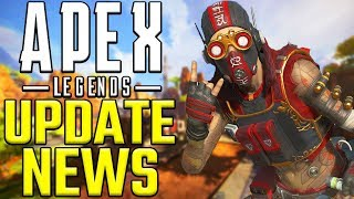 Apex Legends Update on Reporting System!