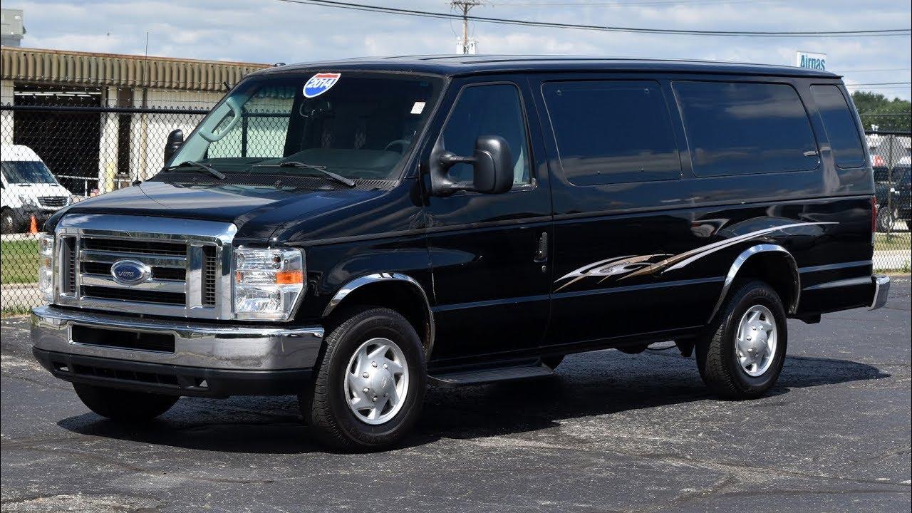 Download 2014 Ford Econoline E-350 - 15 Passenger Van   Quick Walkthrough   CP16030AT