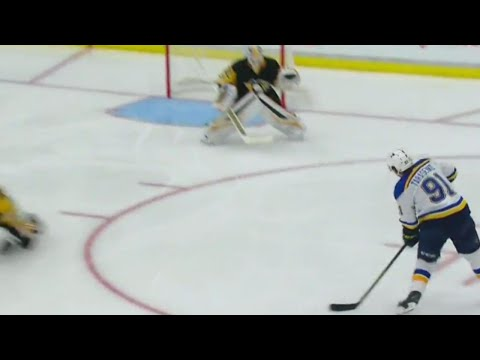 Gotta See It: Tarasenko in mid-season form with classic wrister